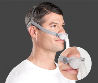 nasal pillow mask