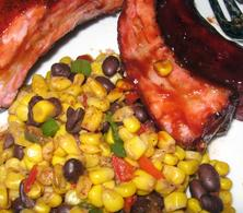 Corn and Black Bean Medley-Chef of the Future-Your Source for Quality Seasoning Rubs
