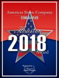 Houston Stone Suppliers - Houston Award