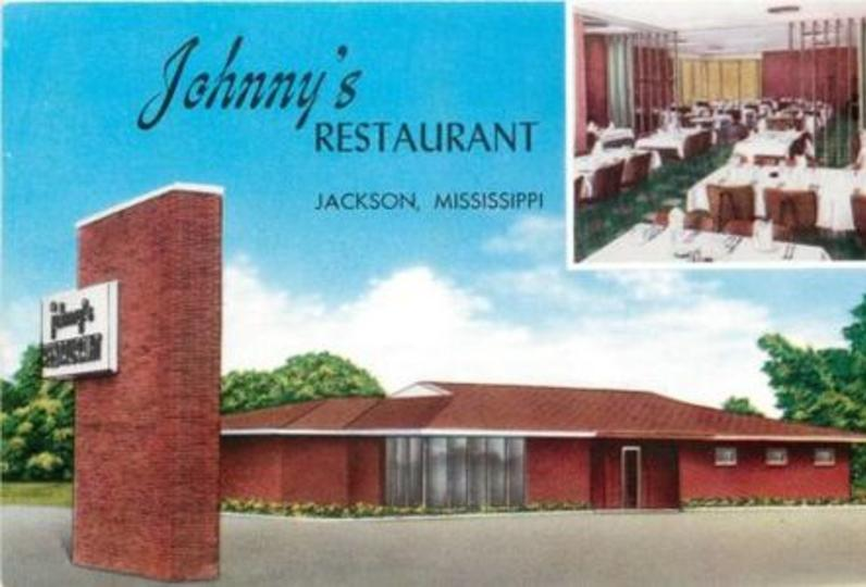 Johnny S Restaurant In Jackson Mississippi