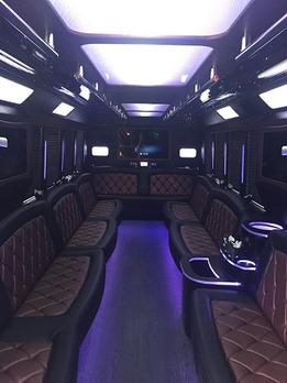 Party Bus 35 Passenger