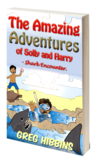 Solly and Harry-Shark Encounter
