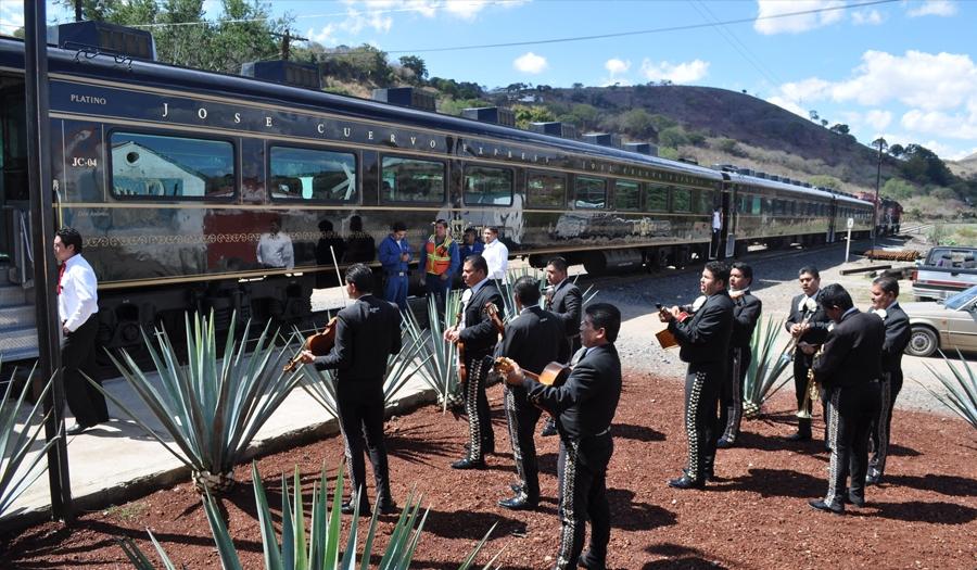 Jose Cuervo Express Train| Tequila Train |Tequila Express