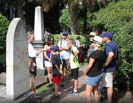 Private Tours in Charleston SC