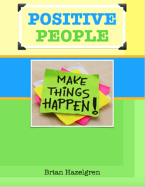 Positive People Book - Brian Hazelgren