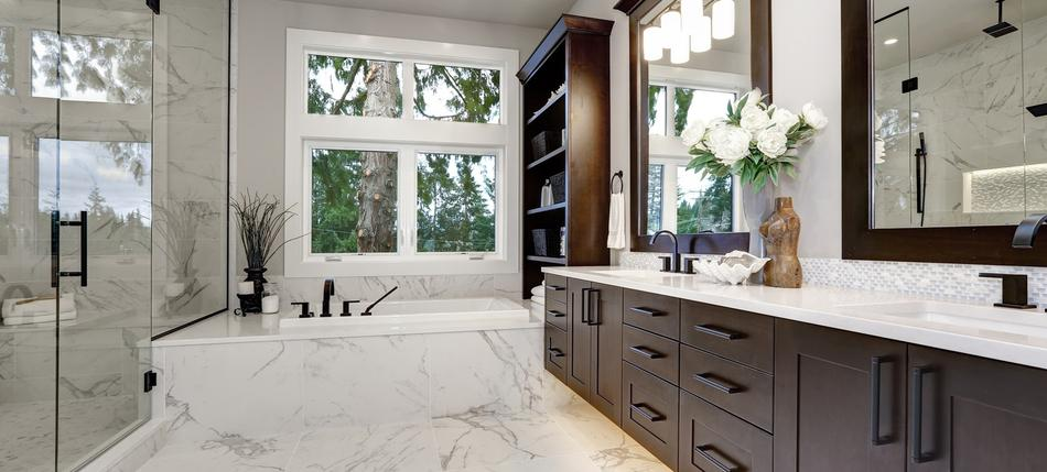 Bathroom Remodeling and Master Bath Design Services