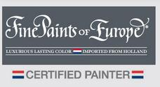 Certified Painter Fine paints of Europe
