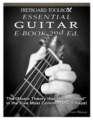 Essential Guitar E-Book Fretboard Toolbox