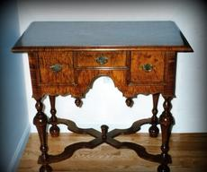 William & Mary Dressing Table