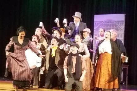Theatre Guild of Hampden Presents My Fair Lady
