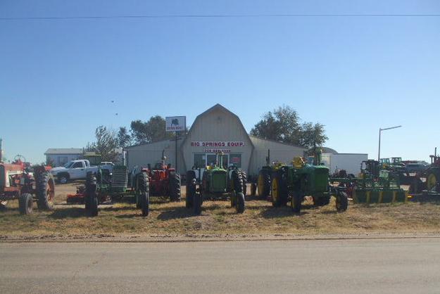 Quality Used Farm Equipment in NE   Big Springs Equipment