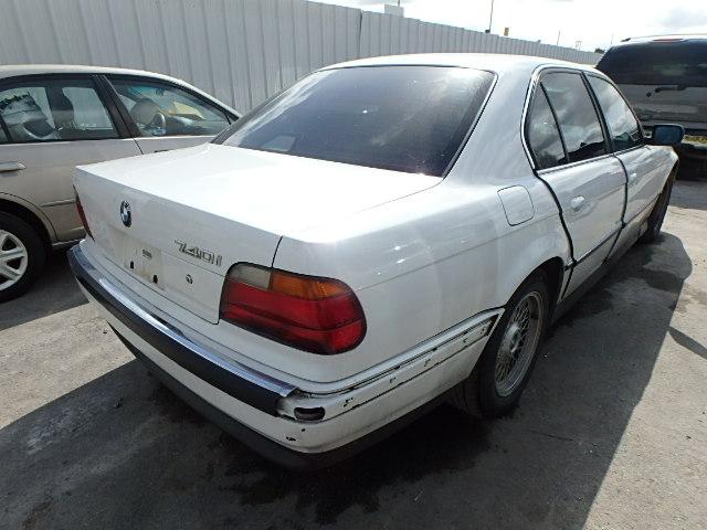 1995 BMW 740i White