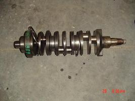 330906 Used crankshaft for a 1989 200 hp Johnson or Evinrude outboard motor OEM #330906
