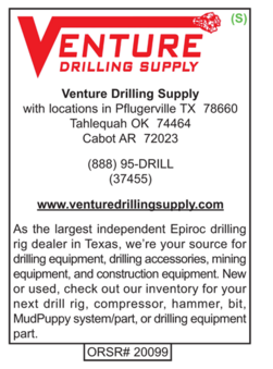Drilling Equipment, Venture Drilling Supply