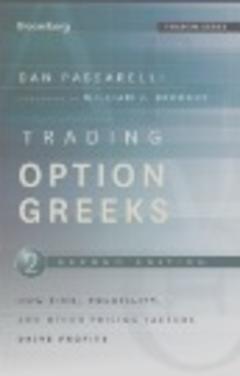 Trading options greeks dan passarelli pdf