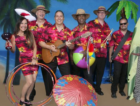 Super Fun Beach Party Band!