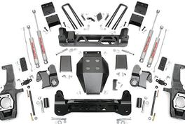 GMC Truck Lift Kit Canton Akron Salem Ohio