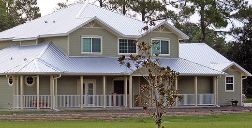 5v Crimp Metal Roofing Panel