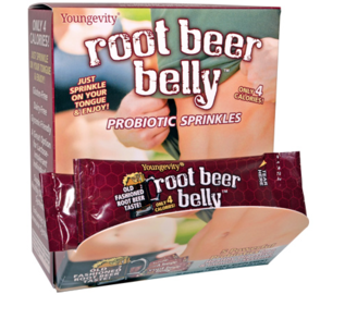 Root Beer Belly™ - 30 count box