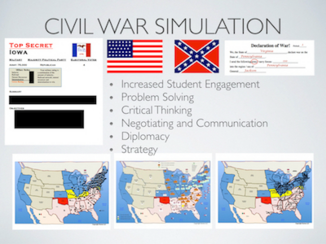 Civil War Simulation