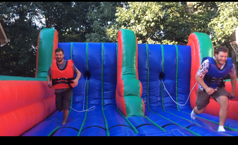 Bungee Run Inflatable Rentals