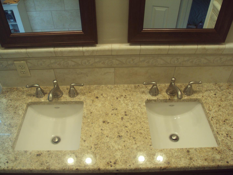 Sowinski Tile, Remodel, Williamsburg,Vanity Tops