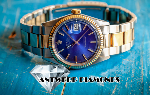Rolex Watches - Datejust - Antwerp Diamonds of Roswell Georgia