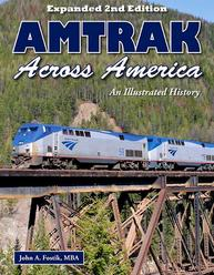 Click here to buy Amtrak Across America by John Fostik, MBA.