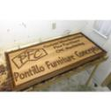 Pontillo Furniture Concepts shop sign
