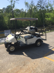 Golf Carts on golf car boat, shoes boat, golf carts pull type,