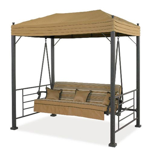 Home Depot / Hampton Bay Sonoma - Get A Canopy Replacement For Swings