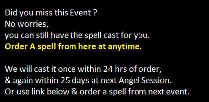 Angel Spells