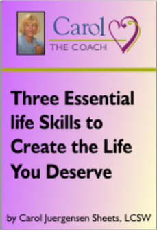 Create The Life You Deserve