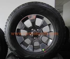"2018 Jeep Wrangler 18"" wheels tires"