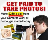 Get Paid TAKING Photos