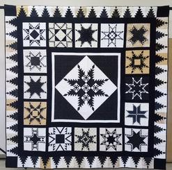2018 Tokay Stitch n Quilt Guild Opportunity Quilt