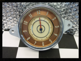 41 Buick Clock repair