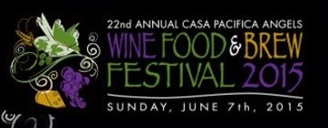 Casa Pacifica Food and Wine Festival 2015 photo