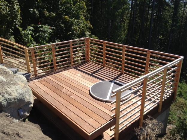 5/4x6 Ipe Ironwood decking for sale