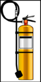Fire Extinguisher Dry Powder - ICON SAFETY CONSULTING INC.