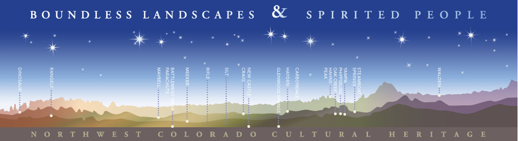 Image result for Northwest Colorado Cultural Heritage Program
