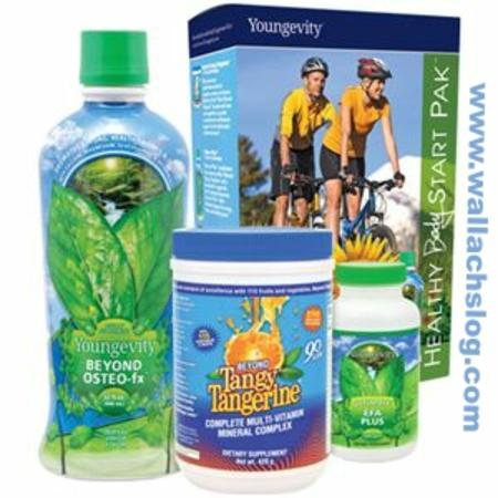 Youngevity - 90 For Life. Healthy Body Start Pak™