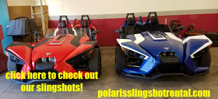 Check out our sister site to view Polaris slingshot details!