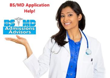 BS MD Program Application Admissions Advisors