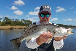 speckled trout Neuse River