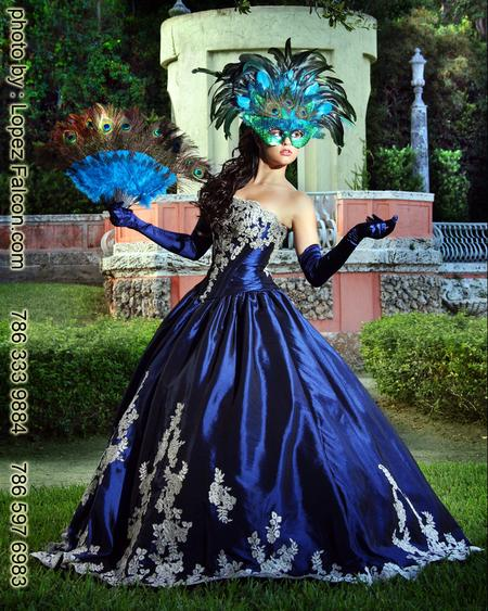 Phantom of the Opera Photo Shoot Miami Quinces Video Dresses