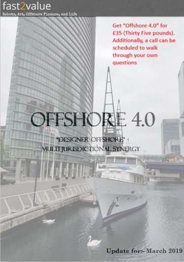 """Offshore Finance"" safe harbour"