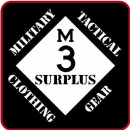 M3 SURPLUS BACKPACKS, HOLSTERS, CLOTHING