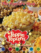 Poppin Popcorn The Popcorn Shop Fundraiser Brochure
