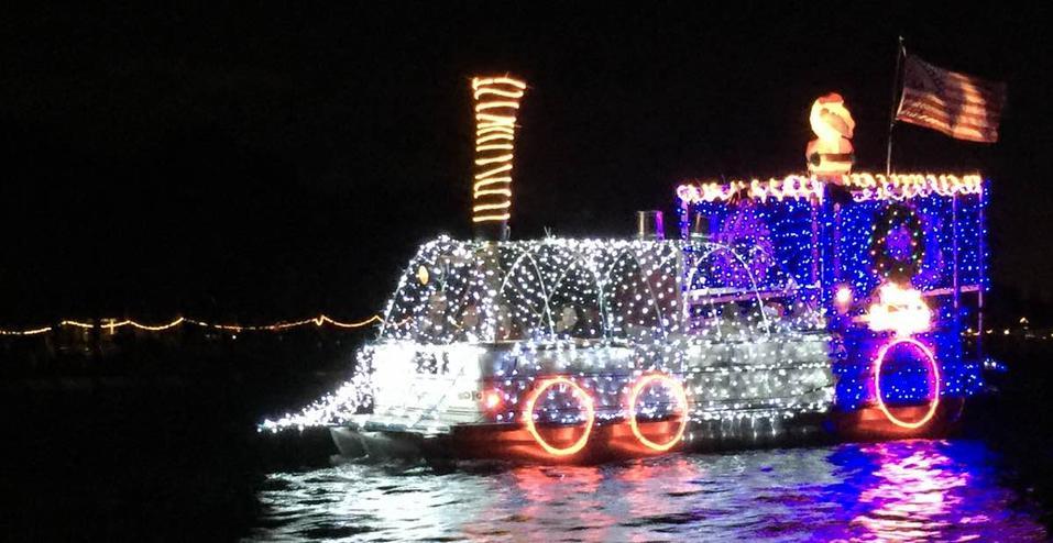 Conway Christmas Parade 2019 Lake Conway Boat Parade